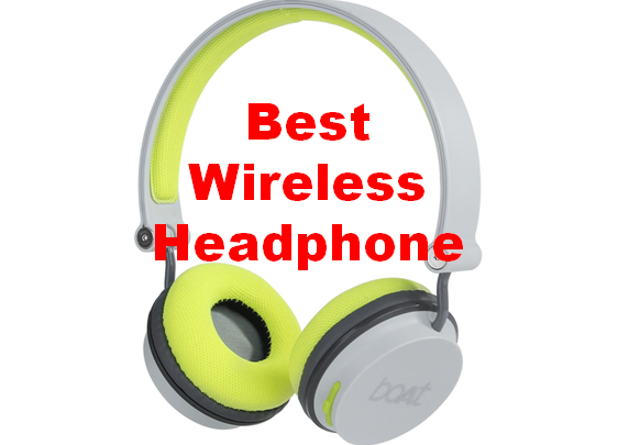 best wireless headphone