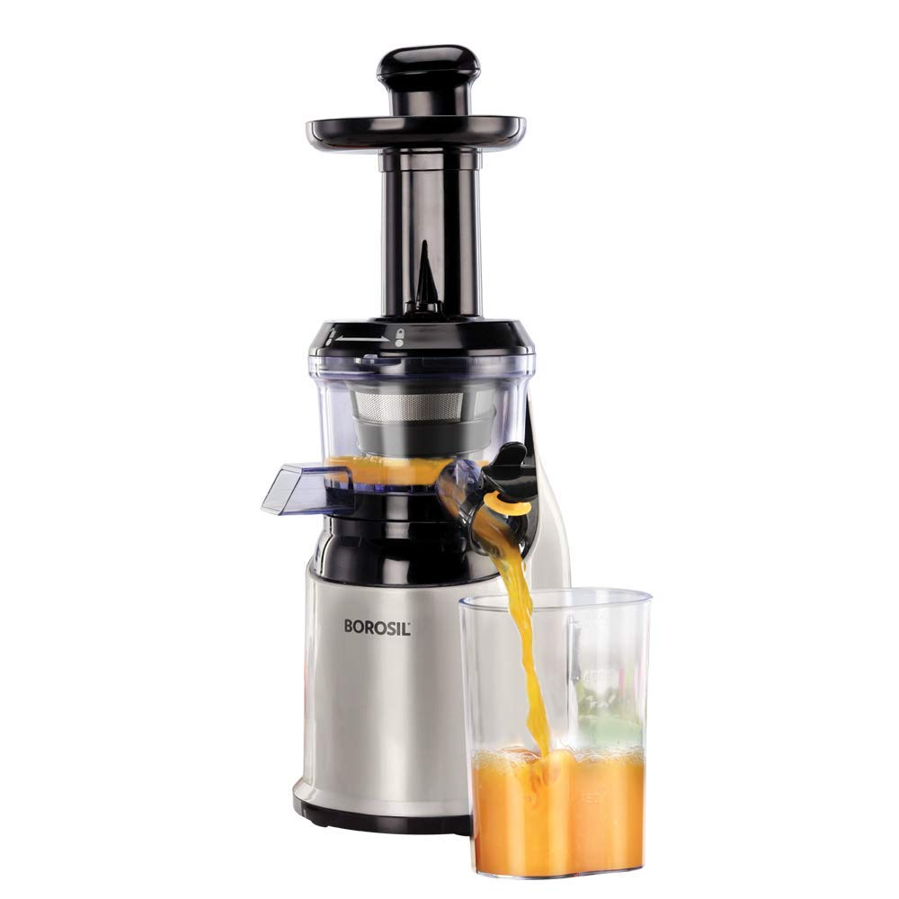 borosil slow juicer