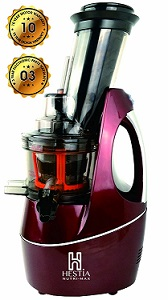 Vertical juicer