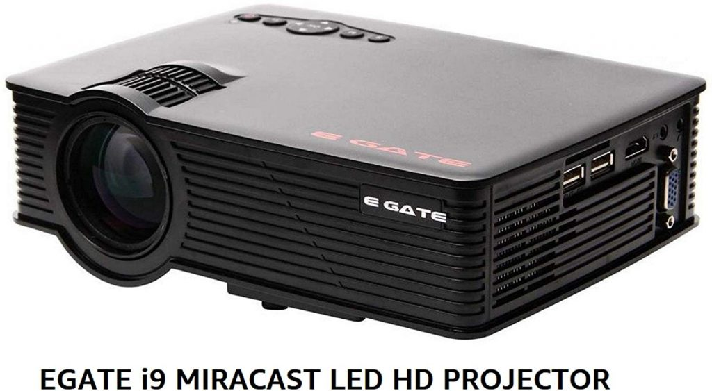 egate miracast projector