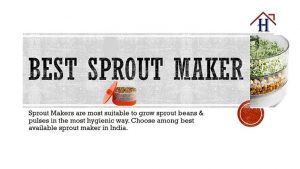Sprout maker India