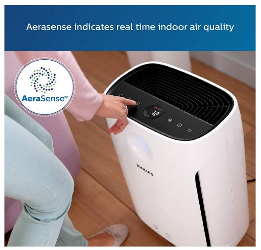 best air purifier philips