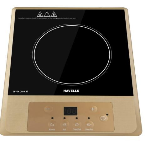 Havells induction cooktop
