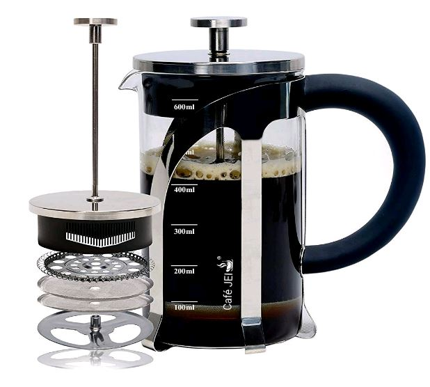 french press coffee maker tea maker