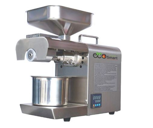 Temperature Controller Oil Press Machine
